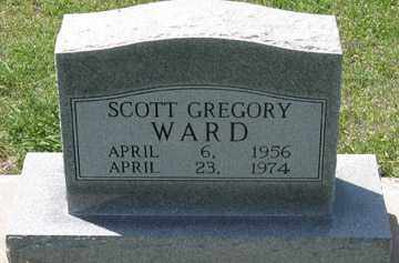 WARD, SCOTT GREGORY - Hitchcock County, Nebraska | SCOTT GREGORY WARD - Nebraska Gravestone Photos