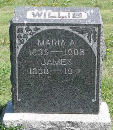 WILLIS, MARIA A. - Hitchcock County, Nebraska   MARIA A. WILLIS - Nebraska Gravestone Photos