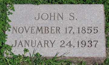 WISE, JOHN S. - Hitchcock County, Nebraska   JOHN S. WISE - Nebraska Gravestone Photos