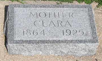 YOUNG, CLARA - Hitchcock County, Nebraska | CLARA YOUNG - Nebraska Gravestone Photos