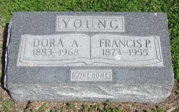 YOUNG, FRANCIS P. - Hitchcock County, Nebraska | FRANCIS P. YOUNG - Nebraska Gravestone Photos