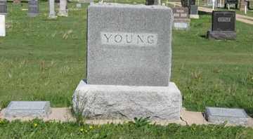 YOUNG, ELMER FAMILY GRAVE SITE - Hitchcock County, Nebraska   ELMER FAMILY GRAVE SITE YOUNG - Nebraska Gravestone Photos