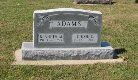 ADAMS, CHLOE C. - Holt County, Nebraska | CHLOE C. ADAMS - Nebraska Gravestone Photos