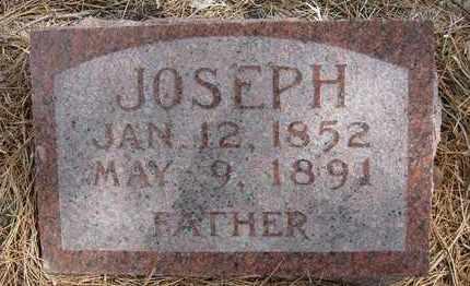 BECKER, JOSEPH - Holt County, Nebraska | JOSEPH BECKER - Nebraska Gravestone Photos