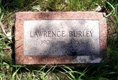 BURLEY, LAWRENCE - Holt County, Nebraska   LAWRENCE BURLEY - Nebraska Gravestone Photos