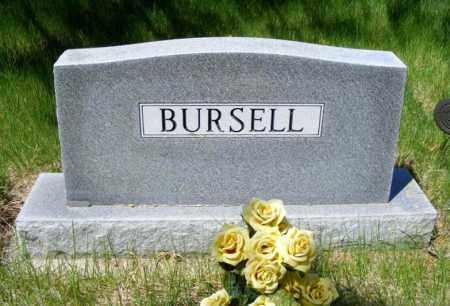 BURSELL, FAMILY - Holt County, Nebraska | FAMILY BURSELL - Nebraska Gravestone Photos