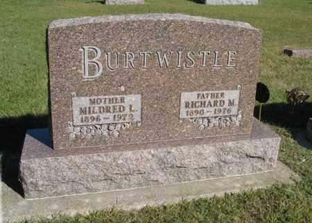 BURTWISTLE, MILDRED L. - Holt County, Nebraska | MILDRED L. BURTWISTLE - Nebraska Gravestone Photos