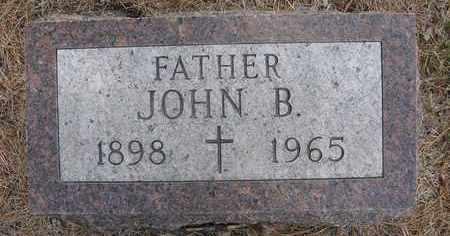 CALELLY, JOHN B - Holt County, Nebraska | JOHN B CALELLY - Nebraska Gravestone Photos