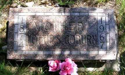 COBURN, LOTTIE S. - Holt County, Nebraska | LOTTIE S. COBURN - Nebraska Gravestone Photos