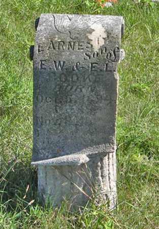 COOKE, EARNEST - Holt County, Nebraska   EARNEST COOKE - Nebraska Gravestone Photos