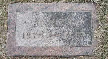CORRIGAN, ANNA L - Holt County, Nebraska   ANNA L CORRIGAN - Nebraska Gravestone Photos