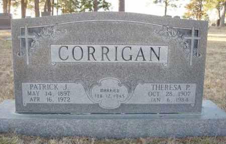 CORRIGAN, THERESA P - Holt County, Nebraska | THERESA P CORRIGAN - Nebraska Gravestone Photos
