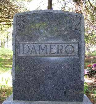 DAMERO, FAMILY - Holt County, Nebraska | FAMILY DAMERO - Nebraska Gravestone Photos