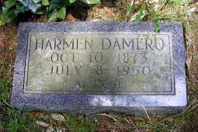 DAMERO, HARMEN - Holt County, Nebraska   HARMEN DAMERO - Nebraska Gravestone Photos