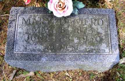 DAMERO, MARY - Holt County, Nebraska | MARY DAMERO - Nebraska Gravestone Photos