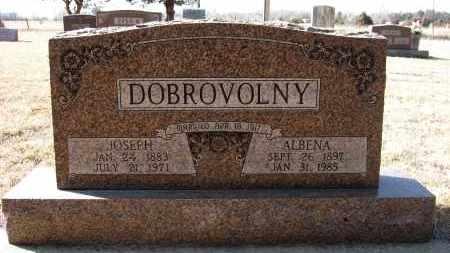 DOBROVOLNY, JOSEPH - Holt County, Nebraska | JOSEPH DOBROVOLNY - Nebraska Gravestone Photos