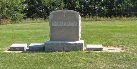 DOHERTY, FAMILY - Holt County, Nebraska | FAMILY DOHERTY - Nebraska Gravestone Photos
