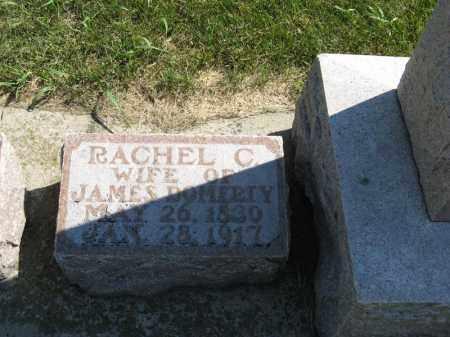 DOHERTY, RACHEL C. - Holt County, Nebraska | RACHEL C. DOHERTY - Nebraska Gravestone Photos