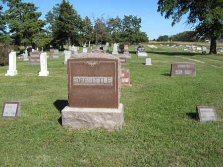 DOOLITTEL, FAMILY - Holt County, Nebraska | FAMILY DOOLITTEL - Nebraska Gravestone Photos