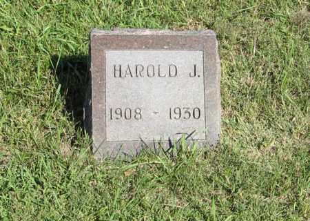 DOOLITTLE, HAROLD J. - Holt County, Nebraska | HAROLD J. DOOLITTLE - Nebraska Gravestone Photos