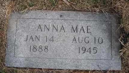 DOUGLAS, ANNA MAE - Holt County, Nebraska | ANNA MAE DOUGLAS - Nebraska Gravestone Photos