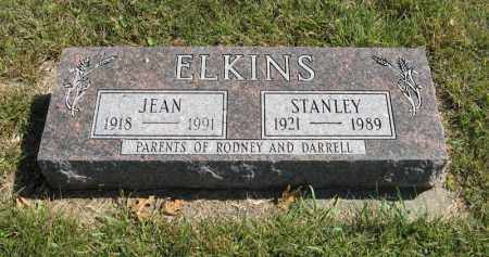 ELKINS, STANLEY - Holt County, Nebraska | STANLEY ELKINS - Nebraska Gravestone Photos
