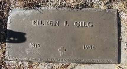 GILG, EILEEN L - Holt County, Nebraska | EILEEN L GILG - Nebraska Gravestone Photos