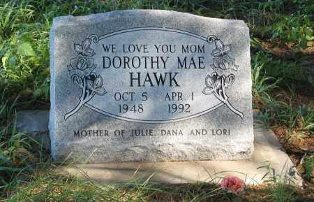 HAWK, DOROTHY MAE - Holt County, Nebraska   DOROTHY MAE HAWK - Nebraska Gravestone Photos
