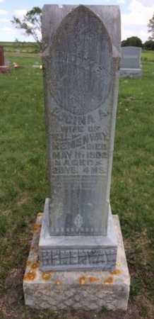 CHASE HEMENWAY, LUCINA - Holt County, Nebraska | LUCINA CHASE HEMENWAY - Nebraska Gravestone Photos