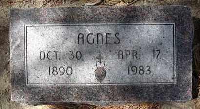 HENDERSON, AGNES - Holt County, Nebraska | AGNES HENDERSON - Nebraska Gravestone Photos
