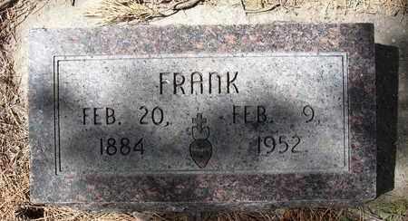 HENDERSON, FRANK - Holt County, Nebraska | FRANK HENDERSON - Nebraska Gravestone Photos