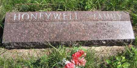 HONEYWELL, CLARA - Holt County, Nebraska | CLARA HONEYWELL - Nebraska Gravestone Photos