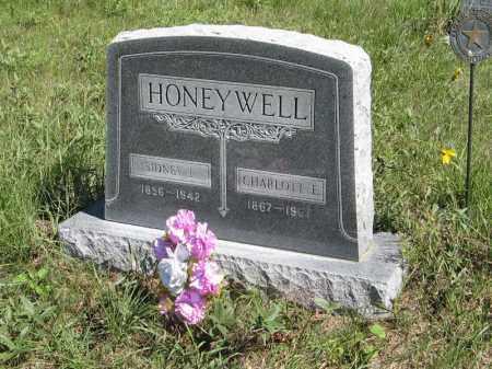 HONEYWELL, CHARLOTT E. - Holt County, Nebraska   CHARLOTT E. HONEYWELL - Nebraska Gravestone Photos
