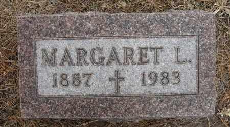 HORTON, MARGARET L - Holt County, Nebraska | MARGARET L HORTON - Nebraska Gravestone Photos