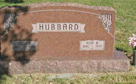 HUBBARD, SUSAN - Holt County, Nebraska | SUSAN HUBBARD - Nebraska Gravestone Photos