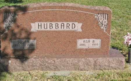 HUBBARD, ASA B. - Holt County, Nebraska | ASA B. HUBBARD - Nebraska Gravestone Photos