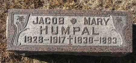 HUMPAL, MARY - Holt County, Nebraska   MARY HUMPAL - Nebraska Gravestone Photos