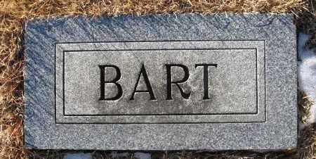 HURLEY, BART - Holt County, Nebraska   BART HURLEY - Nebraska Gravestone Photos