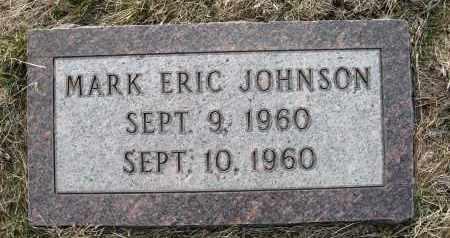 JOHNSON, MARK ERIC - Holt County, Nebraska   MARK ERIC JOHNSON - Nebraska Gravestone Photos