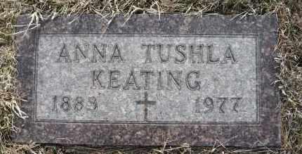 KEATING, ANNA - Holt County, Nebraska | ANNA KEATING - Nebraska Gravestone Photos