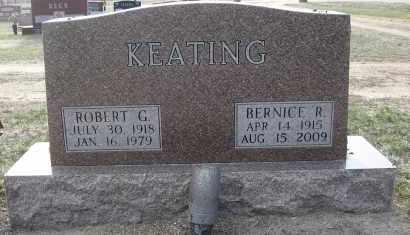 KEATING, BERNICE R - Holt County, Nebraska   BERNICE R KEATING - Nebraska Gravestone Photos