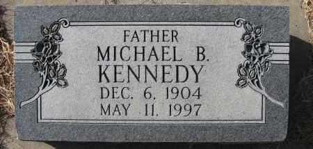 KENNEDY, MICHAEL B - Holt County, Nebraska | MICHAEL B KENNEDY - Nebraska Gravestone Photos