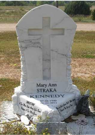 KENNEDY, MARY ANN - Holt County, Nebraska | MARY ANN KENNEDY - Nebraska Gravestone Photos