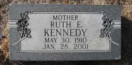 KENNEDY, RUTH E - Holt County, Nebraska | RUTH E KENNEDY - Nebraska Gravestone Photos