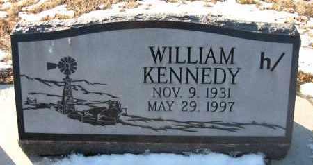 KENNEDY, WILLIAM - Holt County, Nebraska | WILLIAM KENNEDY - Nebraska Gravestone Photos