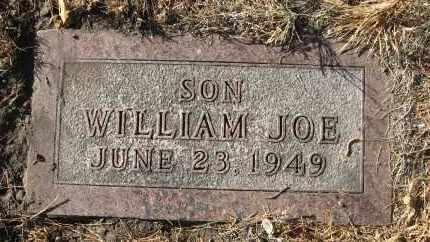 KROBOT, WILLIAM JOE - Holt County, Nebraska   WILLIAM JOE KROBOT - Nebraska Gravestone Photos
