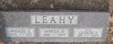 LEAHY, BRIDGET E - Holt County, Nebraska | BRIDGET E LEAHY - Nebraska Gravestone Photos
