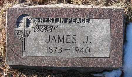MALLOY, JAMES J - Holt County, Nebraska | JAMES J MALLOY - Nebraska Gravestone Photos