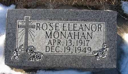 MONAHAN, ROSE ELEANOR - Holt County, Nebraska   ROSE ELEANOR MONAHAN - Nebraska Gravestone Photos