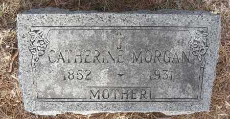 MORGAN, CATHERINE - Holt County, Nebraska | CATHERINE MORGAN - Nebraska Gravestone Photos
